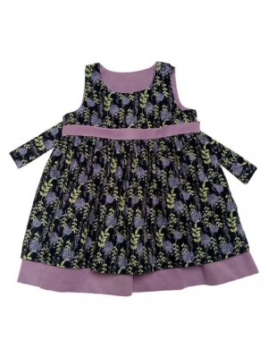 Emily Reversible Dress (avail. 6m - 6yrs)