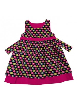 Erica Reversible Dress (avail. 3m - 5yrs)
