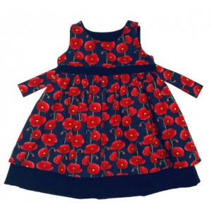 Olivia Reversible Dress (avail. 3m - 8yrs)