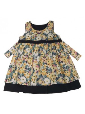 Sophia Reversible Cord Dress (avail. 3m - 8yrs)