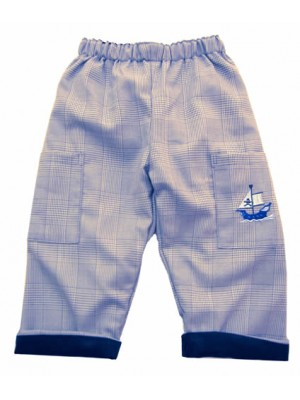 Boston Reversible Trousers (avail.  6m  - 5yrs) sale