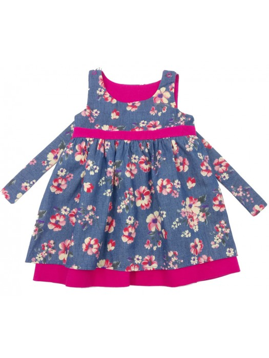 Chloe Reversible Dress (avail. 3m - 8yrs)