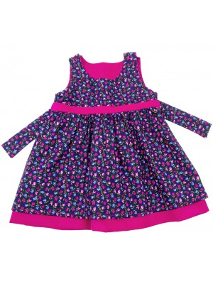 Hannah Reversible Dress (avail. 3m - 8yrs)
