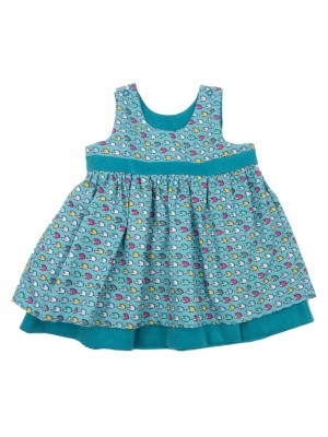 Hedgehog Reversible Dress (avail. 3m - 2yrs)