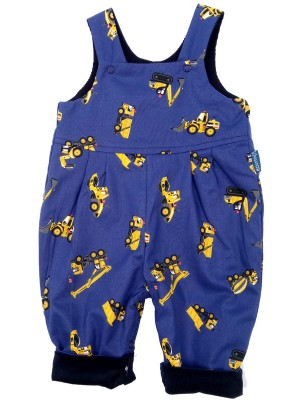 Digger Reversible Dungarees (avail. 0 - 3yrs)