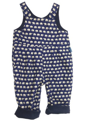 Edward Reversible Dungarees (avail. 0 - 3yrs)