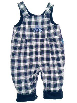 Rowan Reversible Dungarees (avail. 0 - 3yrs)