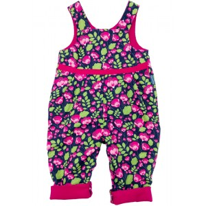 Ruby Reversible Dungarees (avail. 0 - 3 yrs)