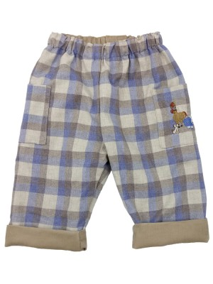 Logan Reversible Trousers (avail. 3m - 5yrs)