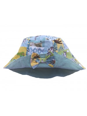Jolly Jungle Bow Hat