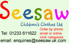 Seesaw Childrens Clothes